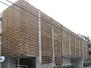 サムネイル:代々木のマンション